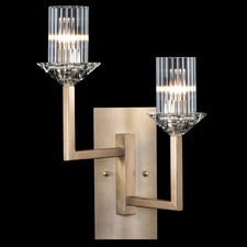 Neuilly 2 Light Right Facing Wall Light