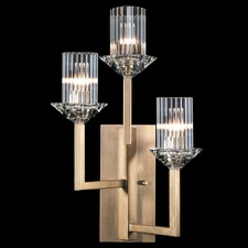 Neuilly 3 Light Right Facing Wall Light