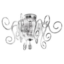 Bolero Ceiling Semi Flush Light