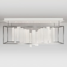 Movimento Linear Chandelier