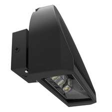 Wallpack 9 LED Outdoor Wall Light