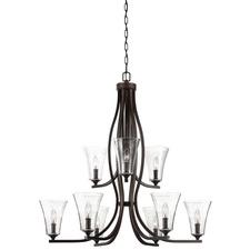 Marteau Two Tier Chandelier
