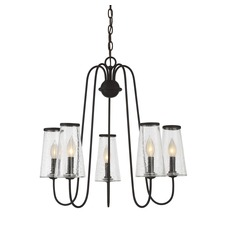 Oleander Outdoor Chandelier