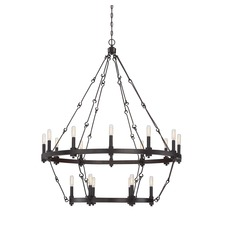 Adria Two Tier Chandelier
