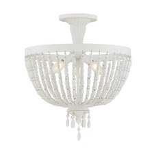 Geneva Ceiling Semi-Flush Light