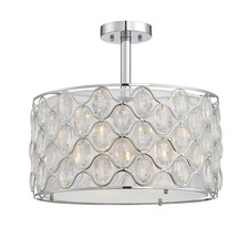 Opus Ceiling Semi Flush Light