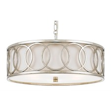 Graham 6 Light Pendant