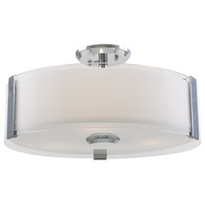 Zurich Semi Flush Ceiling Light