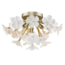 Posy Ceiling Light Fixture