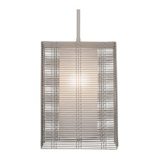 Downtown Mesh Oversized Pendant
