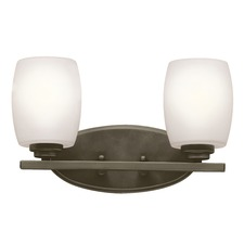 Eileen CFL Bathroom Vanity Light
