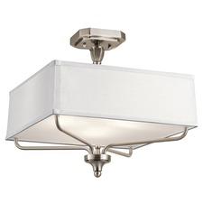 Arlo Semi Flush Ceiling Light