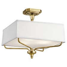 Arlo Semi Flush Ceiling Light