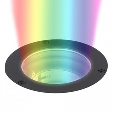 LED 12V 3 inch Color Changing Inground Well Light