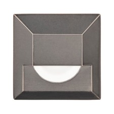 LED 12V 2 inch In Ground Square Step and Wall Light