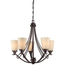 Wright Chandelier