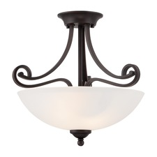 Haven Ceiling Semi Flush Light