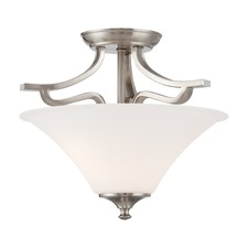 Treme Ceiling Semi Flush Light