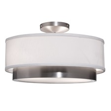 Scandia Semi Flush Ceiling