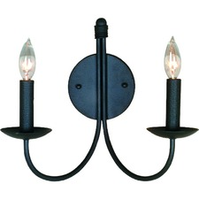 Pot Racks Wall Light
