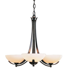 Aegis 3 Arm Chandelier
