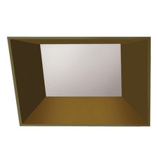 Aurora Halogen Square Beveled 2 Inch Flangeless Trim/Housing