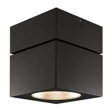 Chroma Square Ceiling Light Medium Beam