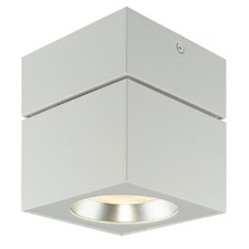 Chroma Square Ceiling Light Medium Beam