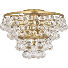 Bling Ceiling Light Fixture