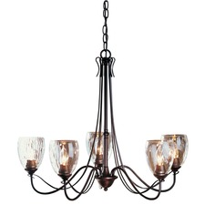 Trellis 5 Arm Chandelier