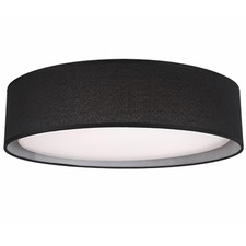 Round Drum Ceiling Light Fixture