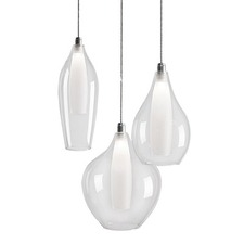 Simplistic Multi Light Pendant