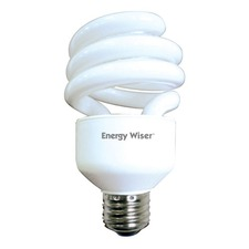 T3 Medium Base Spiral 3-Way 12/21/32W CFL 120V 3500K