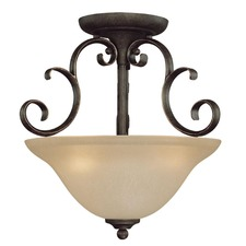 Barrett Place Ceiling Semi Flush Light