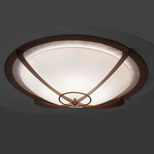 Synergy 0480 Damp Ceiling Flush Light
