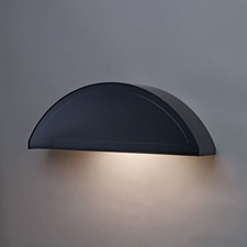 Profiles 0695 Dark Sky Damp Outdoor Wall Light