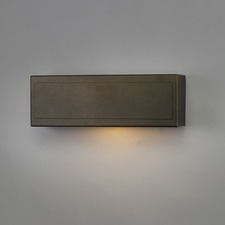 Profiles 0696 Dark Sky Damp Outdoor Wall Light
