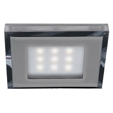 4008 Square Slim Puck Light