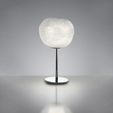 Meteorite 14 inch Table Lamp with Stem
