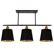 Fayette 3 Light Linear Pendant