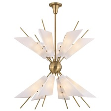 Cooper Two Tier Chandelier
