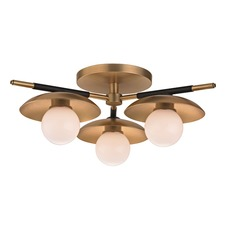 Julien Semi Flush Ceiling Light