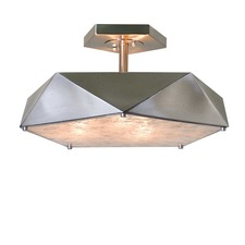 Tesoro Semi Flush Ceiling Light