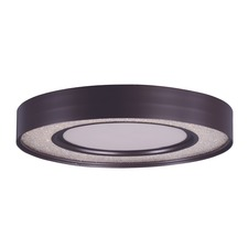 Splendor Round Ceiling Flush Light