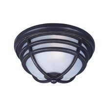 Westport DC Outdoor Ceiling Flush Light