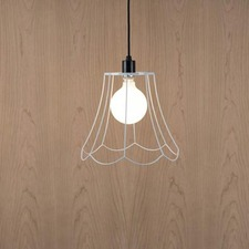Bell Cage Plug-in Pendant