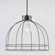 Dome Cage Plug-in Pendant
