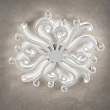 Virgo Ceiling Semi Flush Light