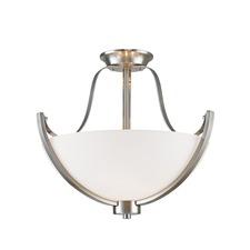 Halliwell Ceiling Semi Flush Light