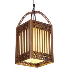 Line Lantern Pendant